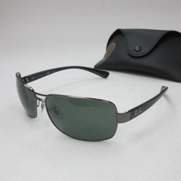 da0abe75455 RayBan RB3379 004 58 Sunglasses Men s Italy OLL818.  M 5b4fa3fb04e33d8dfc2d5797